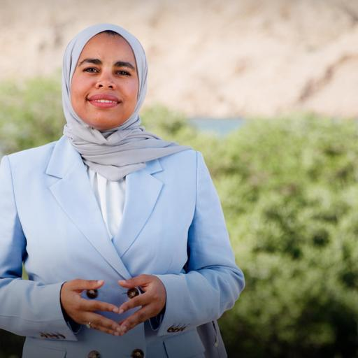 Women and girls, you are part of the climate solution   Rumaitha Al Busaidi
