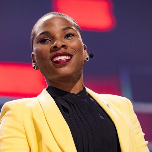 Get comfortable with being uncomfortable   Luvvie Ajayi Jones