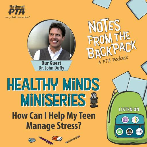 How Can I Help My Teen Manage Stress?