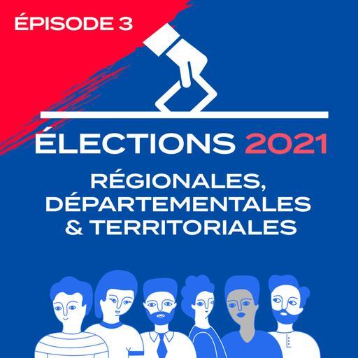 Elections 2021 : régionales, départementales et territoriales – (3/5) La nouvelle carte régionale : quel bilan ?