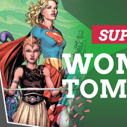 DC Comics - Supergirl: Woman Of Tomorrow | Has She Lost Her Ability to Lose Hope?