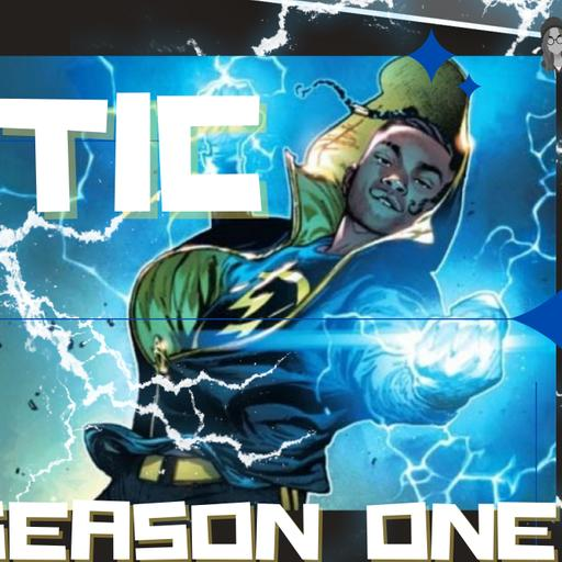Static Season One #1 Review | Every Revolution Begins with a 🔥 SPARK 🔥