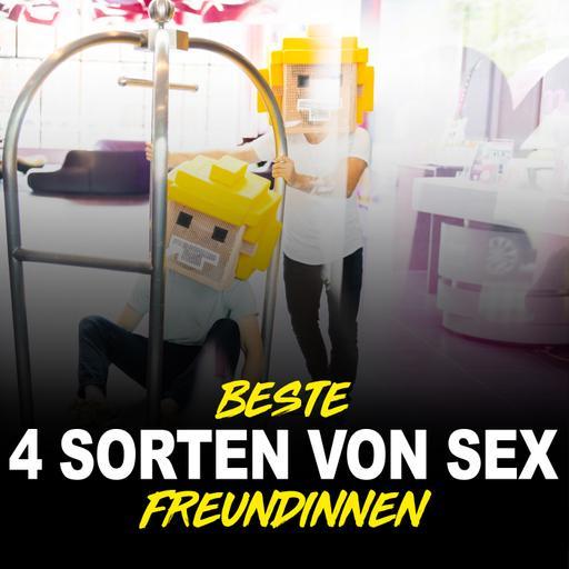 4 Sorten von Sex