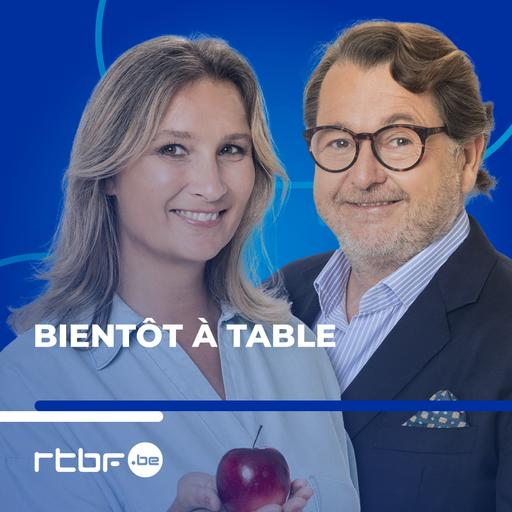 Bientôt à Table! - L'incroyable histoire du rosé. Recettes à la tomate. Balades oenologiques en Belgique! - 14/08/2021