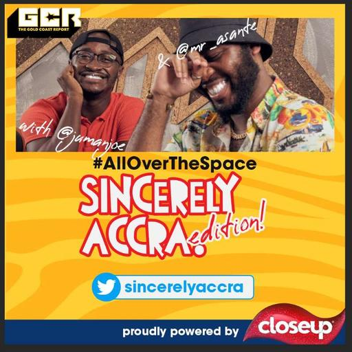 All Over The Space: Sincerely Accra Edition