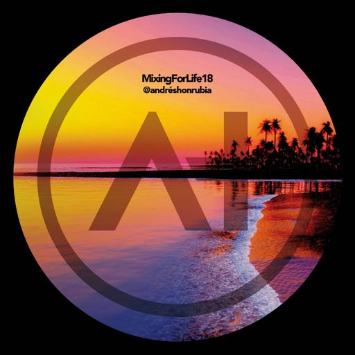 ANDRES HONRUBIA SESION MIXING FOR LIFE 18 Summer Compilation H SOUND 20210