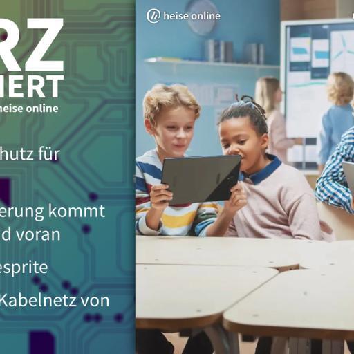 Mobilitätsgeld, Schuldigitalisierung, Firesprite, Vodafone | Kurz informiert vom 09.09.2021 by heise online