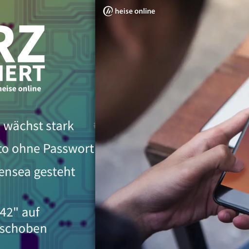 Maschinenbau, Microsoft, Opensea, Battlefield 2042 | Kurz informiert vom 16.09.2021 by heise online
