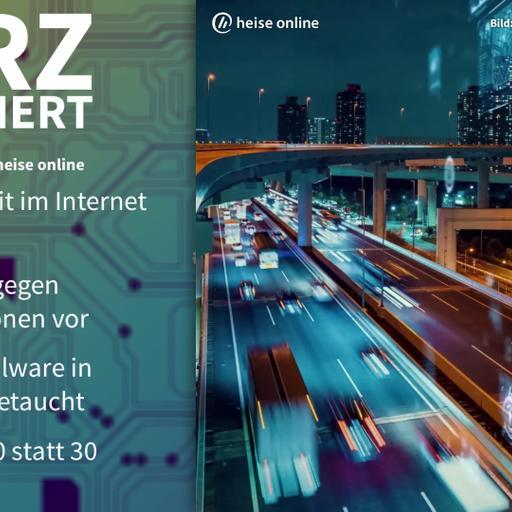 IoT, Amazon, Linux-Malware, Dax | Kurz informiert vom 20.09.2021 by heise online
