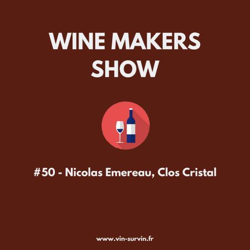 #50 - Nicolas Emereau - Clos Cristal