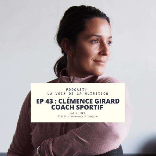 Clémence Girard Coach Sportif et bien-être