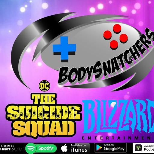 Episode 152:Blizzard Lawsuit / The Suicide Squad