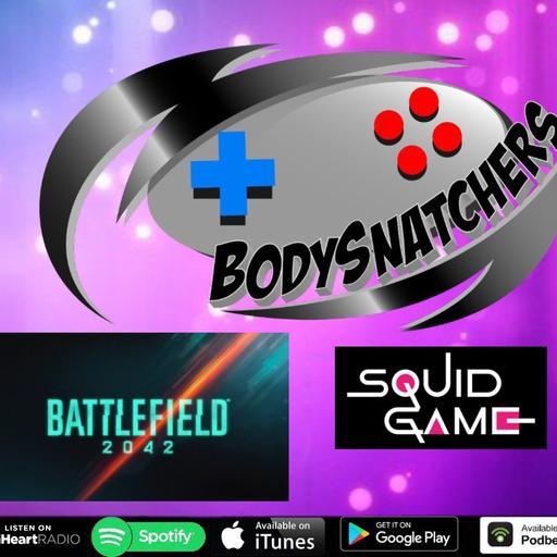 Episode 158: Battlefield 2042   Squid Game
