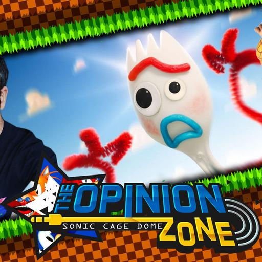 84: OPINION ZONE: Let's Talk About Toy Story 4 Instead
