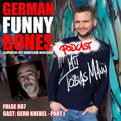 German Funny Bones: Gerd Knebel 1/2
