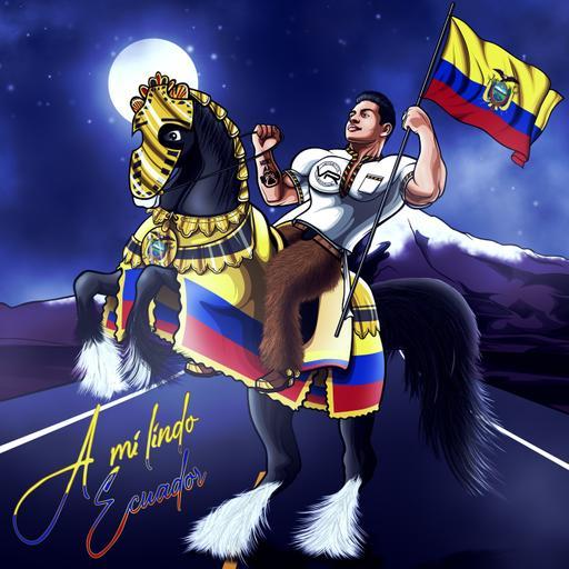 Jimix Vendetta - Mix A Mi Lindo Ecuador