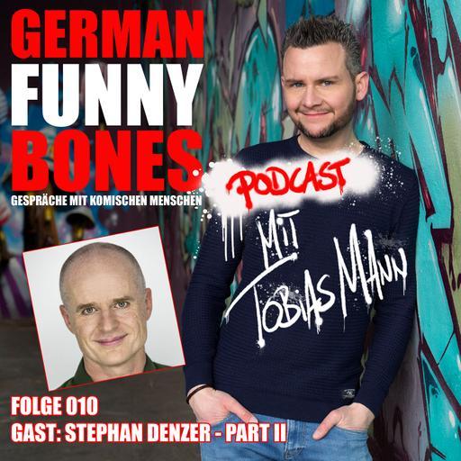 German Funny Bones: Stephan Denzer 2/2