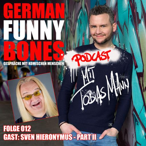 German Funny Bones: Sven Hieronymus 2/2