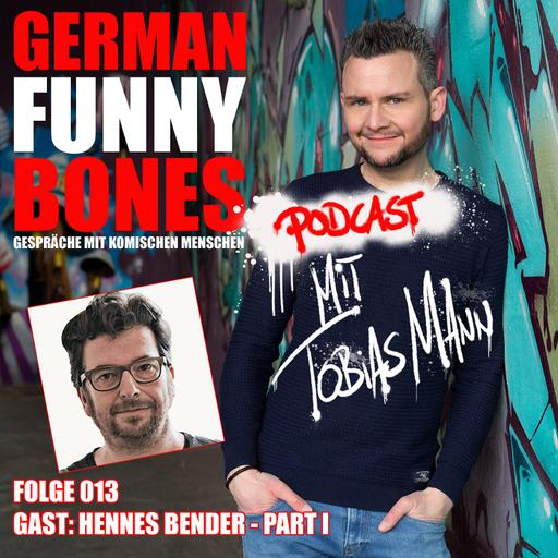 German Funny Bones: Hennes Bender 1/2