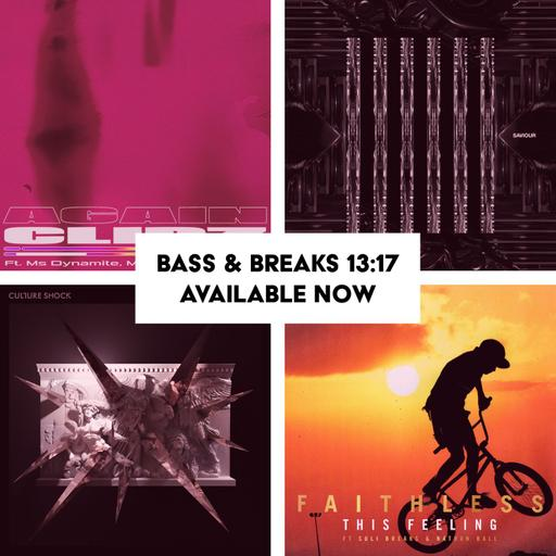 13:17 - Dimension, Clipz, DJ Marky, Faithless, CRaymak and more...