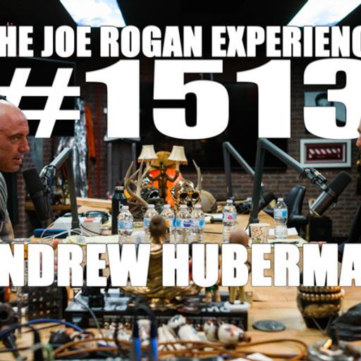 #1513 - Andrew Huberman