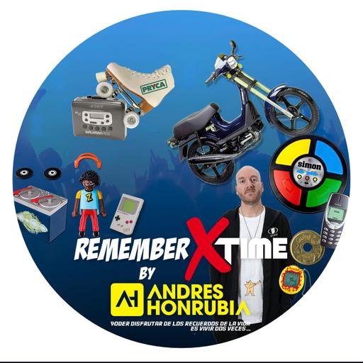 Dj andres honrubia x time session remember 01 cantaditas clasicos dance