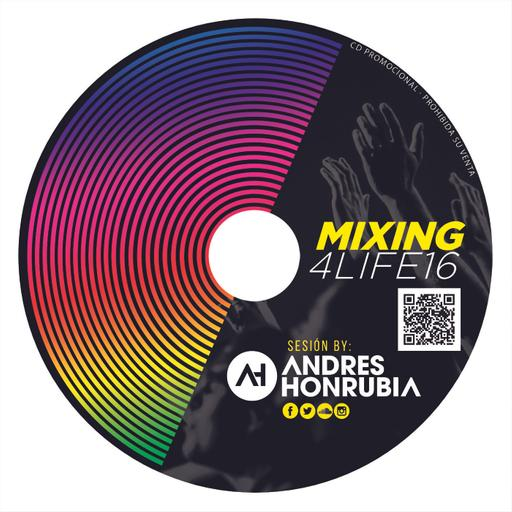 ANDRES HONRUBIA SESION MIXING FOR LIFE 16 Winter Compilation H SOUND