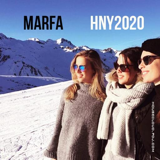 MARFA - HAPPY NEW YEAR 2020