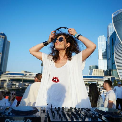 Antera — DHM Podcast #965 (Live@White Celebration / Moscow River Boat Trip 2020)