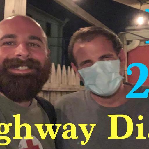 Highway Diary w/ Eric Hollerbach Ep 262 - Brian St. John