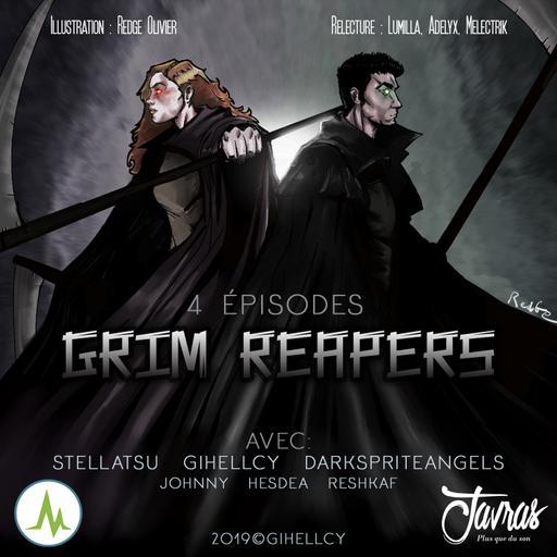 Grim Reapers – Épisode 04 – In Nomine Pater