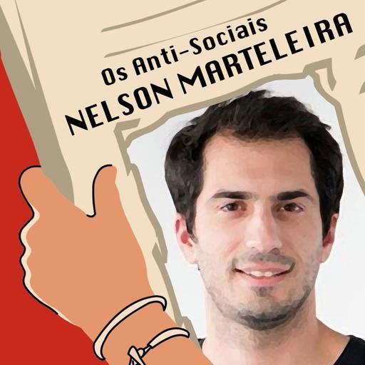 Nelson Marteleira - UX Designer - Ep. 103 | Os Anti-Sociais