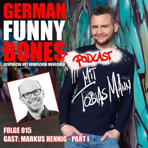 German Funny Bones: Markus Hennig 1/2