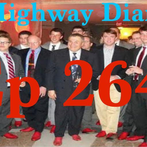 Highway Diary w/ Eric Hollerbach Ep 264 - Benjamin Fulford