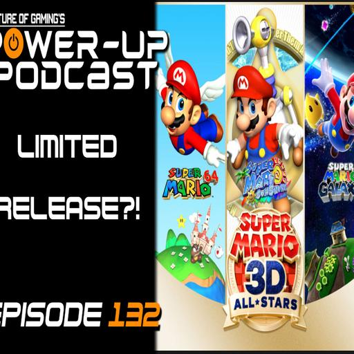 Mario All Stars - RTX 3000 SERIES GRAPHICS CARDS | Power Up Podcast #132