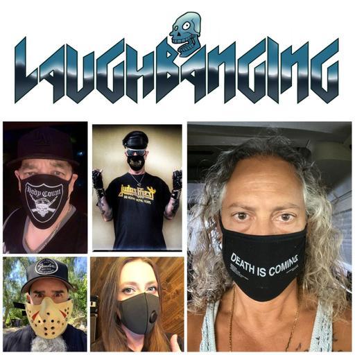 Laughbanging Podcast #183: As férias, o Avante e o vírus
