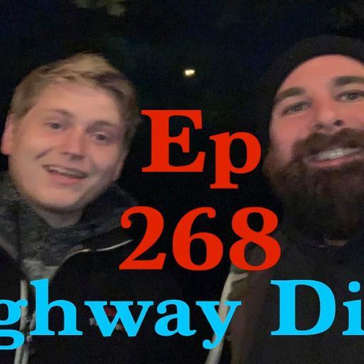Highway Diary w/ Eric Hollerbach Ep 268 - Luke Rothschild
