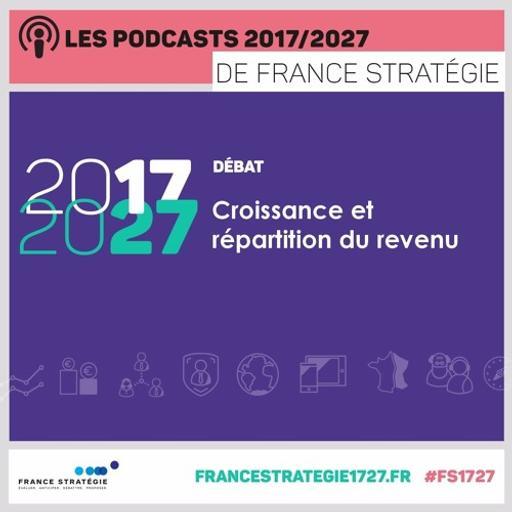 les podcasts 2017/2027 : Croissance et répartition du revenu