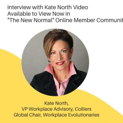 Kate North on How the Pandemic is a Catalyst for Reinventing Work