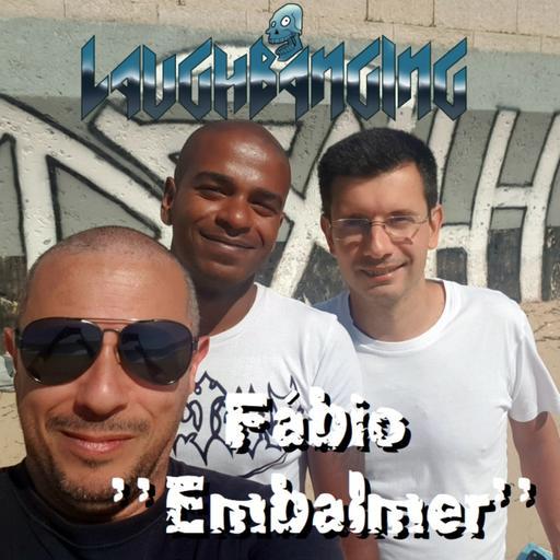 """Laughbanging Podcast #186: À conversa com Fábio """"Embalmer Postmortem Procedures"""""""