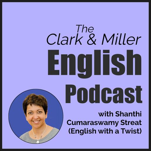 Episode 16 - Does Business English really exist? - An interview with Shanthi Cumaraswamy Streat
