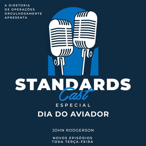#18 [ESPECIAL] Dia do aviador ft. John Rodgerson