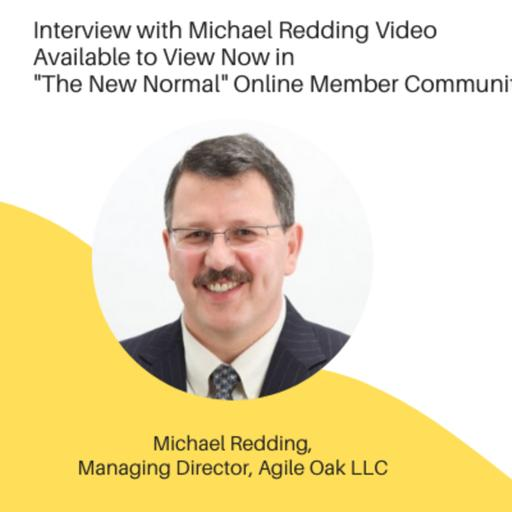 Michael Redding on Kindness, Video Conference Culture and Embracing Innovation