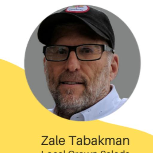Vertical Farming, Food Security and Disrupting the Food Supply Chain with Zale Tabakman