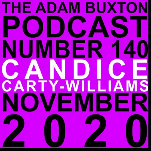 EP.140 - CANDICE CARTY-WILLIAMS