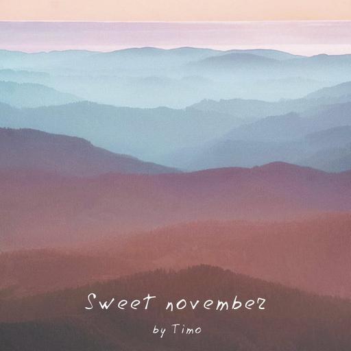 Timo - Sweet november 2020