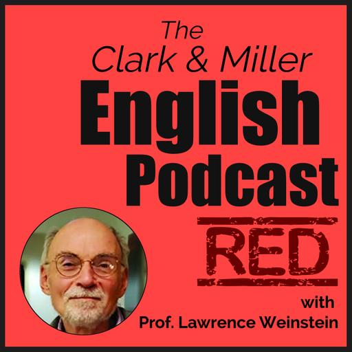 Episode 18 - Grammar for a Full Life - A Wonderful Interview with Professor Lawrence Weinstein