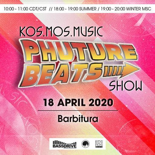 Barbitura aka Dj Dan @ Bassdrive Radio (Phuture Beats Show 18/04/2020) #18