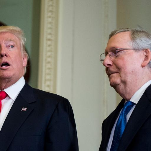 Essential Mitch: The Trump Question