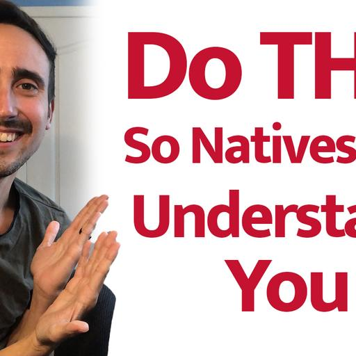 How to Reduce Your Strong Accent | Speaking Practice